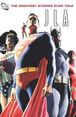 JLA - The Greatest Stories Ever Told