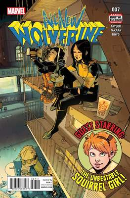 All-New Wolverine (2016-) #7