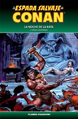 La Espada Salvaje de Conan (Cartoné 120 - 160 páginas.) #33