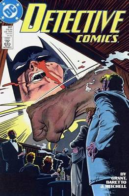 Detective Comics Vol. 1 (1937-2011; 2016-) (Comic Book) #597
