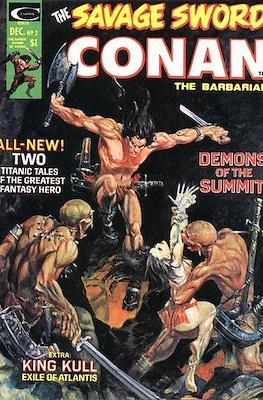 The Savage Sword of Conan the Barbarian (1974-1995) #3