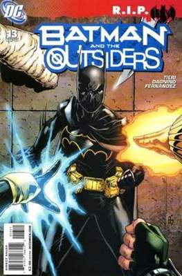 Batman and the Outsiders Vol. 2 / The Outsiders Vol. 4 (2007-2011) (Comic Book) #13