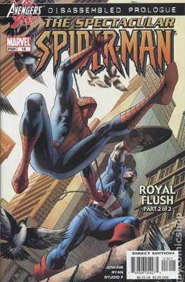 The Spectacular Spider-Man Vol 2 (Comic-Book) #16