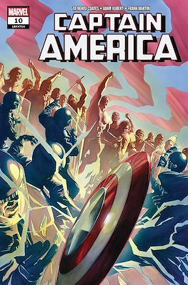 Captain America Vol. 9 (2018-) (Comic-book) #10