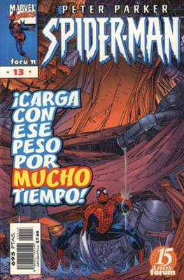Spiderman Vol. 4 Peter Parker Spiderman ( 1997-1999) (Rústica 96-128 pp) #13