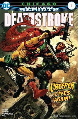 Deathstroke (2016-2019 ) (Comic Book) #11