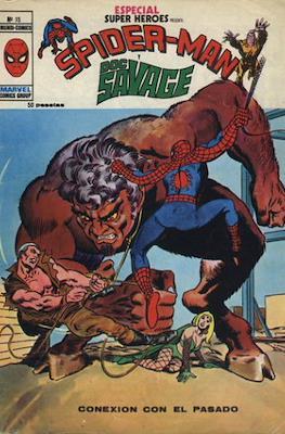 Especial Super Héroes (1979-1980) (Grapa) #15