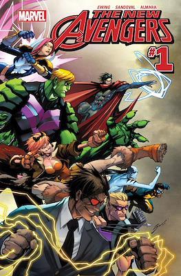 The New Avengers Vol. 4 (2015-2016)