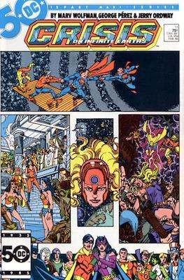 Crisis on Infinite Earths (Comic Book) #11