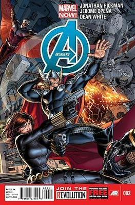 The Avengers Vol. 5 (2013-2015) (Digital) #2