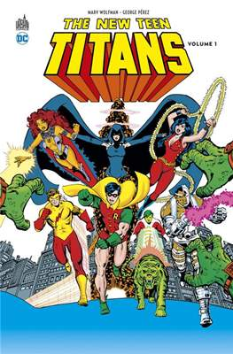 The New Teen Titans (Cartonné 464-440 pp) #1