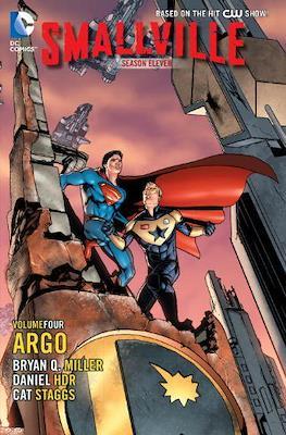 Smallville Season Eleven (Rustica) #4