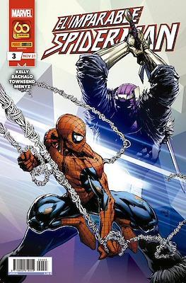 El Imparable Spiderman (Grapa) #3