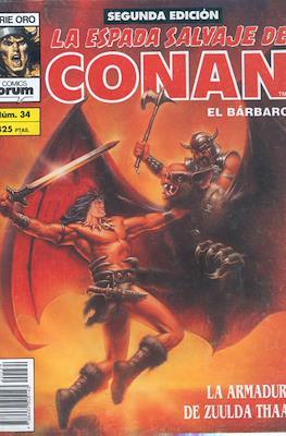 La Espada Salvaje de Conan Vol. 1. 2ª edición (Grapa. 64 páginas) #34