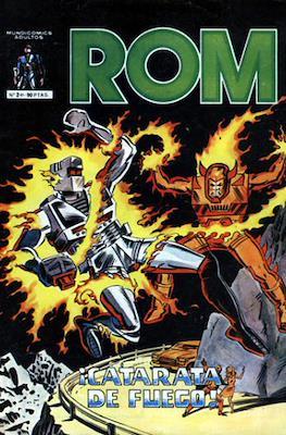 Rom (Grapa 40 pp) #2