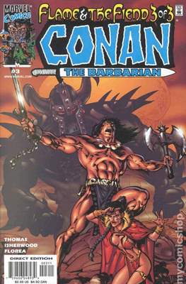 Conan Flame and the Fiend (2000) (Grapa) #3