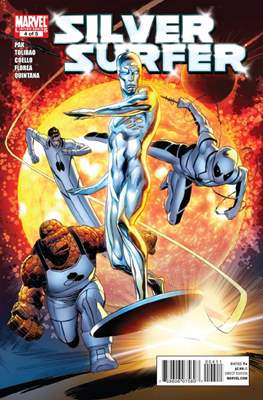 Silver Surfer (2011) (Comic Book 24 pp) #4