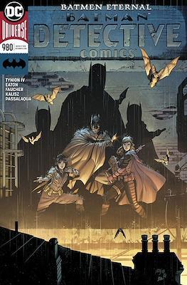 Detective Comics Vol. 1 (1937-2011; 2016-) (Comic Book) #980