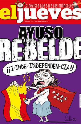 El Jueves (Revista) #2263