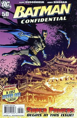 Batman Confidential (2007-2011) (Comic Book) #50