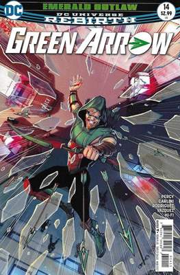 Green Arrow vol. 6 (2016-2019) (Comic-book) #14