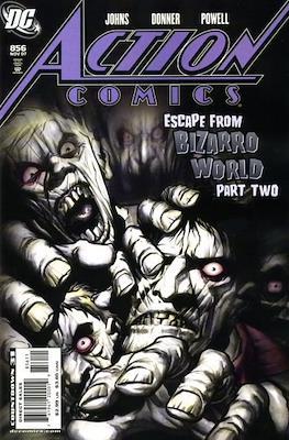 Action Comics Vol. 1 (1938-2011; 2016-) (Comic Book) #856