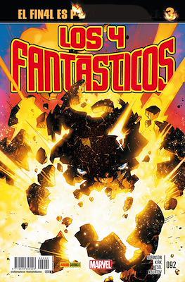 Los 4 Fantásticos / Los Cuatro Fantásticos Vol. 7 (2008-) (Grapa 24-48 pp) #92