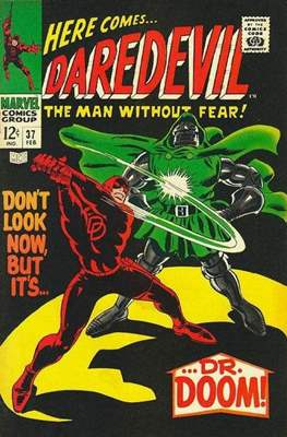 Daredevil Vol. 1 (1964-1998) (Comic Book) #37