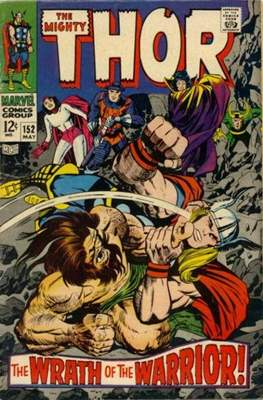 Journey into Mystery / Thor Vol 1 #152