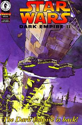 Star Wars: Dark Empire II (Comic Book) #0