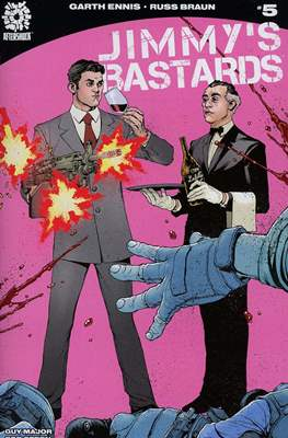 Jimmy's Bastards (Comic-book) #5