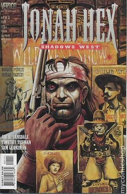 Jonah Hex: Shadows West (Comic Book 32 pp) #1