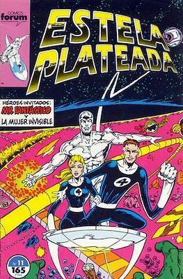 Estela Plateada Vol. 1 / Marvel Two-In-One: Estela Plateada & Quasar (1989-1991) (Grapa 32-64 pp) #11