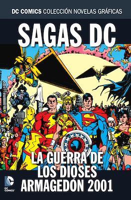 Colección Novelas Gráficas DC Comics: Sagas DC (Cartoné) #3