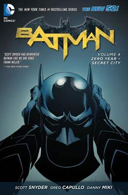 Batman Vol. 2 (2011-2016) (Softcover) #4