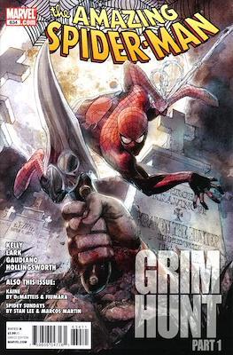 The Amazing Spider-Man Vol. 2 (1999-2014) (Comic-Book) #634