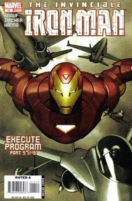 Iron Man Vol. 4 (2005-2009) (Comic Book) #11
