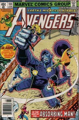 The Avengers Vol. 1 (1963-1996) (Comic Book) #184