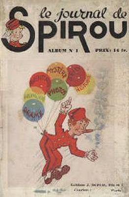 Spirou. Recueil du journal (Cartonné) #1