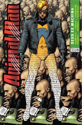 Animal Man (Softcover) #3