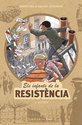 Els infants de la resistència (Cartoné. 56 pp) #6