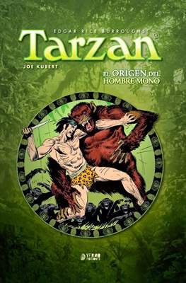 Tarzán por Joe Kubert (Cartoné 200 pp) #1