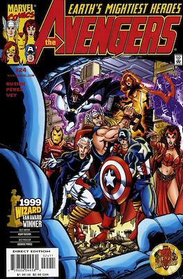 The Avengers Vol. 3 (1998-2004) (Comic-Book) #24