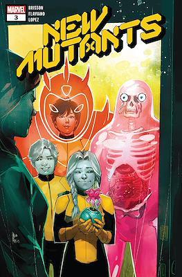 New Mutants Vol. 4 (2019-) (Comic Book) #3
