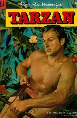 Tarzan (Comic-book) #46
