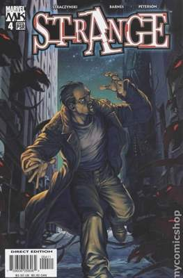Strange Vol. 1 (2004-2005) (Comic Book) #4