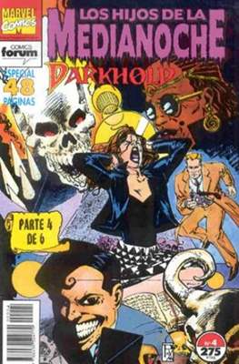 Hijos de la Medianoche vol 1. (1993) (Grapa. 17x26. 48 páginas. Color) #4