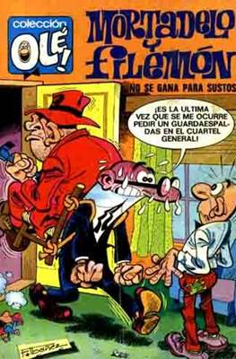 Colección Olé! (1ª Edición - Rústica, 64-80 páginas) #107
