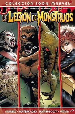La Legión de Monstruos. 100% Marvel
