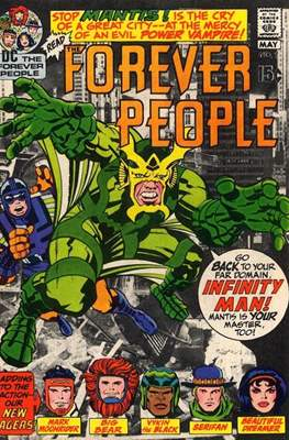 The Forever People (Comic Book) #2